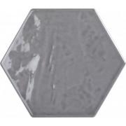 Tonalite Exabright Esagona Grigio 17.5x15.3 см
