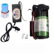 EarthRoSystem Service set1 X Smps(24 v) 1x Solenoid Valve (Sv) 24 V 1 x pump(75 GPD) 2 x elbow
