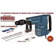 General tools POWERFUL 11E BREAKER SIMILAR TO BOSCH GSH 11E DEMOLITION HAMMER