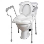 Patterson Cadre de toilette Elite - Deluxe