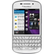 "Telefon Mobil Blackberry Q10, Procesor Cortex A9 Dual Core 1.5GHz, Super AMOLED capacitiv touchscreen 3.1"", 2GB RAM, 16GB Flash, 8MP, Wi-Fi, 4G, Blackberry OS (Alb)"
