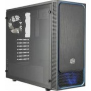 Carcasa Cooler Master MasterBox E500L Blue Window
