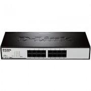 D-Link DES-1016D Network RJ45 switch 16 ports 100 Mbps