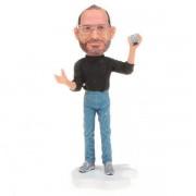 Steve Jobs - Figura de Resina