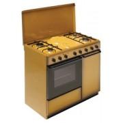Bompani BI951EA/L cucina con porta bombola di 90x60 estetica coppertone