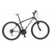 """Neuzer Duster Sport 21"""" 27,5 kerékpár Fekete-Kék"""