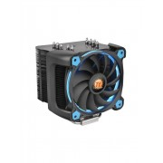 Cooler CPU Thermaltake Riing Silent 12 Pro Blue, compatibil Intel/AMD