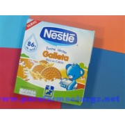 NESTLE POSTRE GALLETA 4X100 267633 NESTLE POSTRE LACTEO - (GALLETA 100 G 4 U )