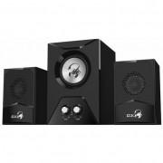 Genius SW-G2.1 500 hangszóró - fekete