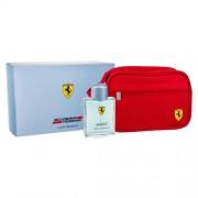 Toaletní voda Ferrari Scuderia Ferrari Light Essence M Kazeta - - toaletní voda 125 ml + kosmetická taška