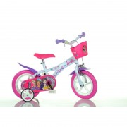 Bicicleta Barbie Dino Bikes