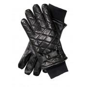Babista herenmode Leren handschoenen BABISTA zwart - Man - 010