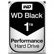 Western Digital Disco Duro Interno WD Black Series 3.5'', 1TB, SATA III, 6 Gbit/s, 7200RPM, 64MB Cache
