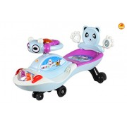 Baybee Panda Magic Car (Blue)