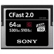 Sony CFast 2.0 G-Series 64GB, 530MB/s