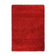 Červený kusový koberec Fusion - délka 290 cm a šířka 200 cm