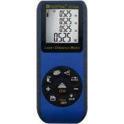 HOLDPEAK 5040 Digitális lézeres távolságmérő 0.03-40m memória területtérfogat és háromszög IP52.