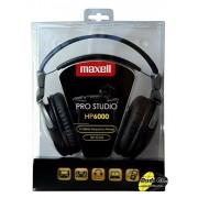 "Maxell sluŠalice ""hp-6000"" pro-studio"