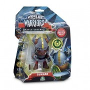 GIOCHI PREZIOSI World of Warriors - Figuras Deluxe (varios modelos)