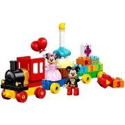 LEGO DUPLO 10597 Mickey és Minnie születésnapi parádéja