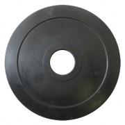 Диск за щанга 15 кг. Ø50 мм. (гумиран)