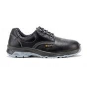 Pantof de protectie cu bombeu metalic Bicap NEW BARI S2 SRC