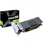 Inno3D Video Card GeForce GT 1030 GDDR5 2GB/64bit, 1227MHz/1468-boost, 6008 MHz , PCI-E 3.0 x16, HDMI, DVI-D, Passive, Retail N1030-1SDV-E5BL