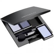 Artdeco Casetă de machiaj magnetică, cu oglindă, pentru fard de ochi și blush (Beauty Box Trio)