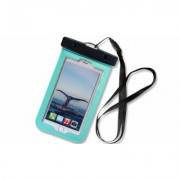 Waterproof Pouch with for Mobile Devices: Blue/2-Pack (60057717)