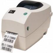 Imprimanta de Etichetare Termica Zebra TLP2824 Serial and USB White
