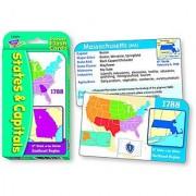 States & Capitals Pocket Flash Cards