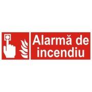 Alarma de Incendiu - A4 - M 2