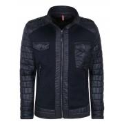Giorgio Di Mare Winter Coat Sweater Navy GI9462305