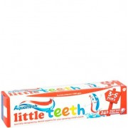 Aquafresh Little Teeth 3-5 år Tandkräm - 50ml