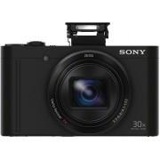 Digitalni fotoaparat Sony DSC-WX500, crni