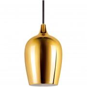 Lampara Colgante Philips Modelo Lustre Color Dorado