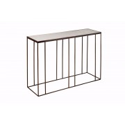 Tower Living Console Side table 103 cm marmer