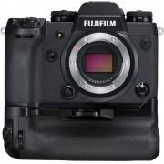 Fujifilm X-H1 Body Aparat Foto Mirrorless 24MP APSC 4K Kit cu Grip VPB-XH1 Negru