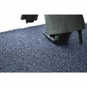 Schmutzfangmatte, schwer entflammbar Breite 900 mm, pro lfd. m blau