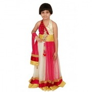 KIDZ GIRLS FULL ETHNIC GOWNS FOR AGE OF 5 TO 12 YEARS