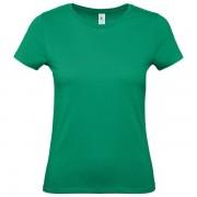 Majica kratki rukavi BC E150/women trava zelena XL 900003924