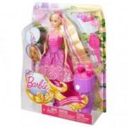 Papusa Barbie Endless Hair Kingdom Regatul Parului DKB62 Mattel