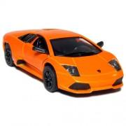 Kinsmart 1:36 Scale Lamborghini Murcielago LP640, Orange