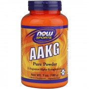Now Foods Aakg Powder (200g)
