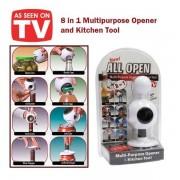 Többfunkciós nyitó konyhába All Open 8 az 1-ben