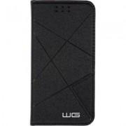 WG Etui WG Cross Flipbook do Samsung Galaxy Xcover 4 Czarny