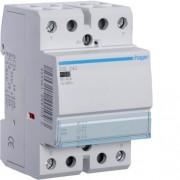 Hager, Moduláris kontaktor 40A, 2 Záró érintkező, 12V AC 50 Hz (Hager ESL240)