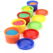 Kidzoo Moulds #039N#039 Clay Animals Series Play dough Set Art Clay
