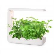 Klarstein GrowIt Cuisine, grădină de interior inteligentă, 10 plante, 25 W, LED, 2 litri (HGA2)