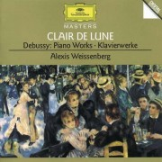 C. Debussy - Clair De Lune/ Pianoworks (0028944554724) (1 CD)